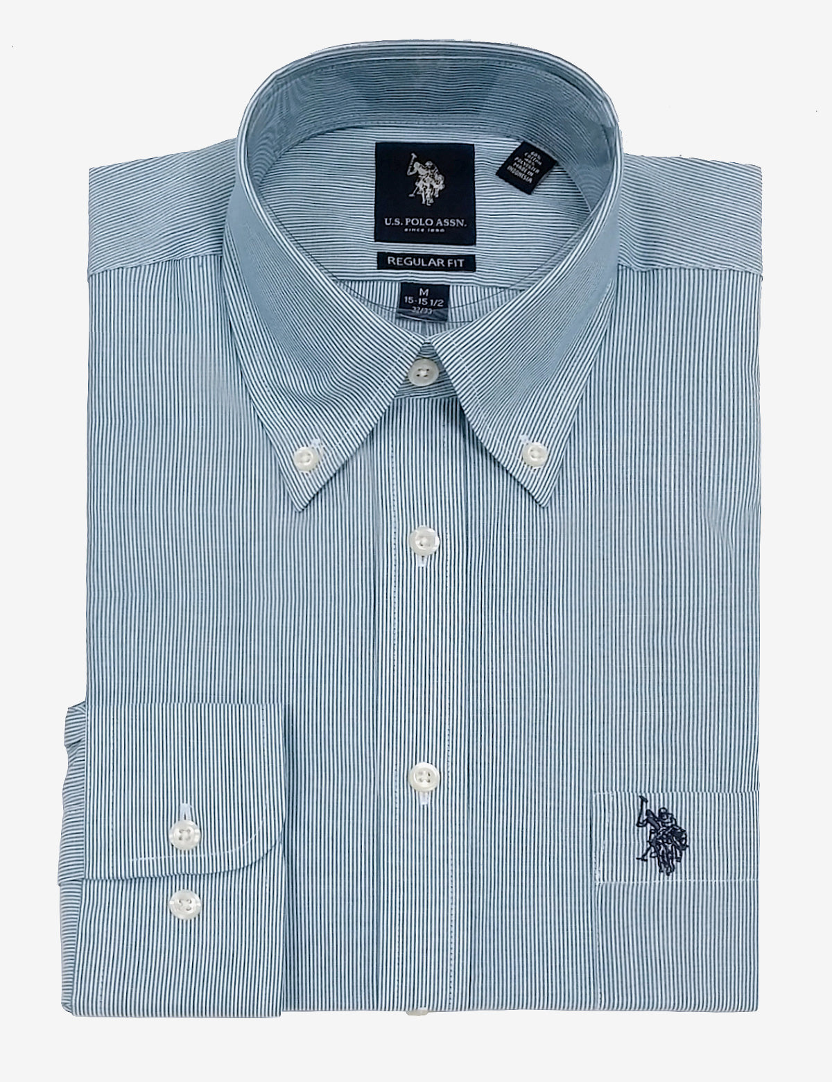 STRIPE DRESS SHIRT - U.S. Polo Assn.