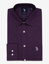 PIN DOT PRINT DRESS SHIRT - U.S. Polo Assn.