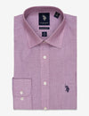 MINI PLAID DRESS SHIRT - U.S. Polo Assn.