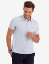 SPACE DYE POLO SHIRT - U.S. Polo Assn.