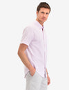 DIAMOND PRINT SHORT SLEEVE SHIRT - U.S. Polo Assn.