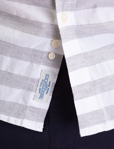 HORIZONTAL STRIPE SHORT SLEEVE SHIRT - U.S. Polo Assn.