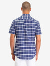 PLAID OXFORD SHORT SLEEVE SHIRT - U.S. Polo Assn.