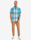LARGE PLAID SHORT SLEEVE SHIRT - U.S. Polo Assn.