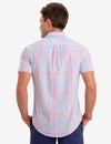 BIG PLAID SHORT SLEEVE SHIRT - U.S. Polo Assn.