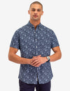 FLORAL PRINT SHORT SLEEVE SHIRT - U.S. Polo Assn.