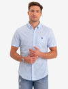 GINGHAM SHORT SLEEVE SHIRT - U.S. Polo Assn.