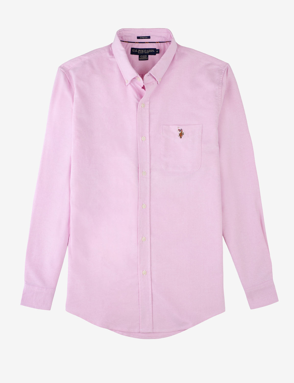 MULTI POLO OXFORD SHIRT - U.S. Polo Assn.