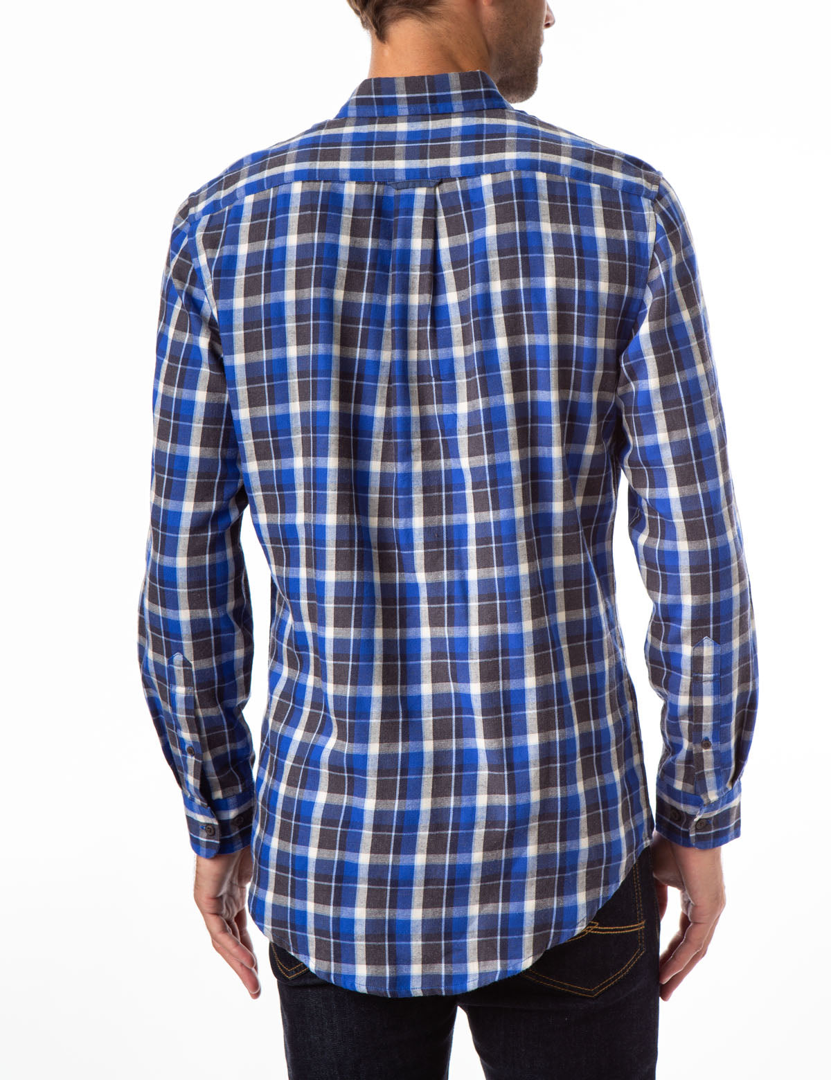 PLAID UTILITY SHIRT - U.S. Polo Assn.