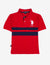 BOYS CHEST STRIPE POLO SHIRT - U.S. Polo Assn.