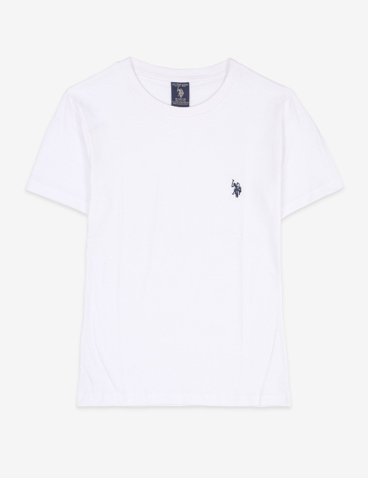 BOYS CREW NECK T-SHIRT - U.S. Polo Assn.