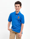 Boys Multi-Color Big Logo Polo Shirt - U.S. Polo Assn.