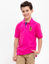 BOYS POLO SHIRT - U.S. Polo Assn.