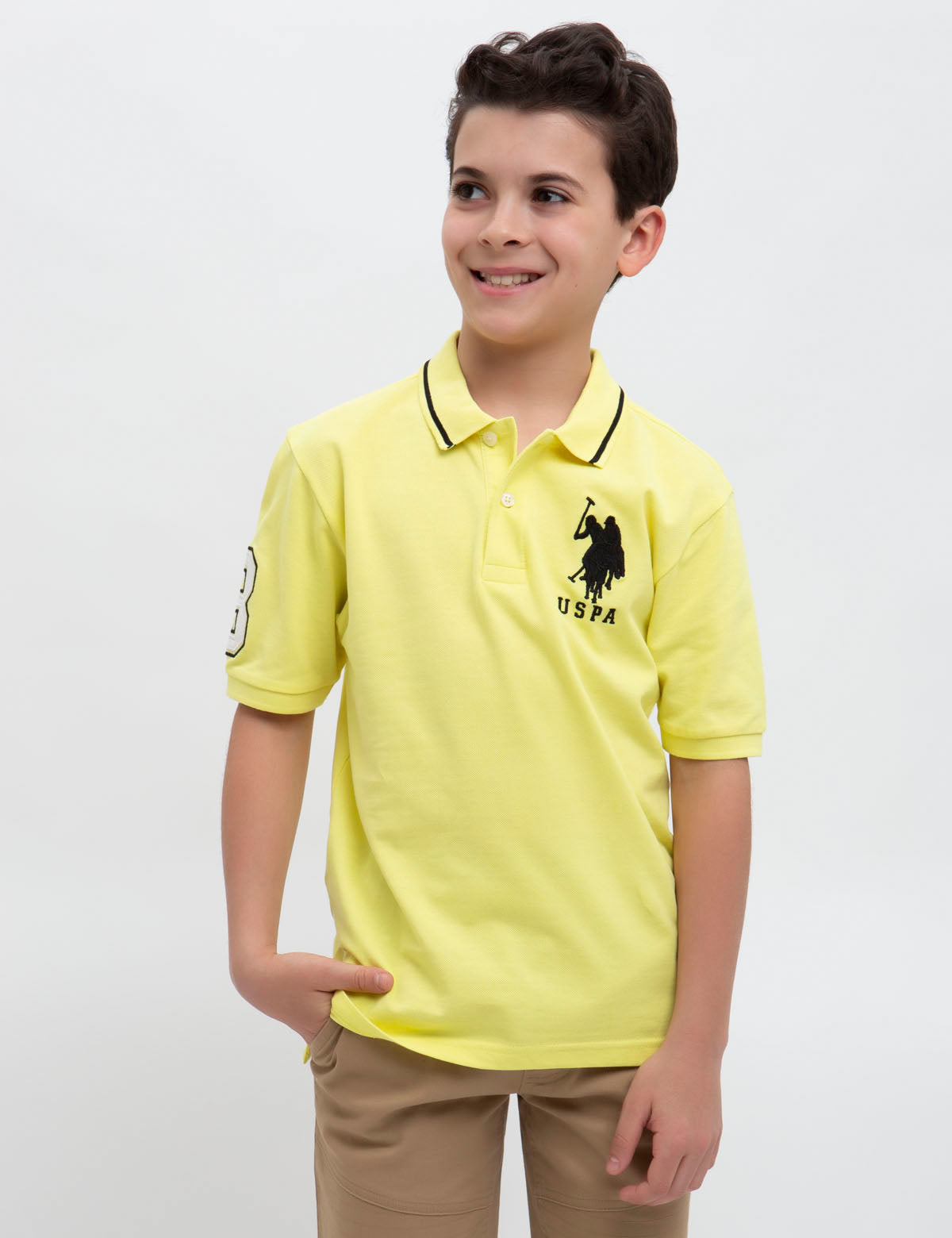 Boys T-Shirt Polo Assn U.S