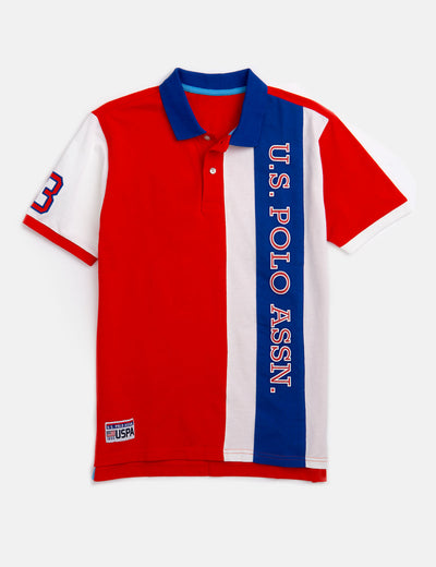 BOYS U.S. POLO ASSN. POLO SHIRT