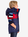 PATCH HOODED VEST - U.S. Polo Assn.