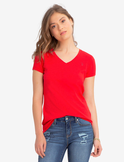 V-NECK TEE - U.S. Polo Assn.