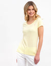 Scoop Neck Tee-Shirt - U.S. Polo Assn.