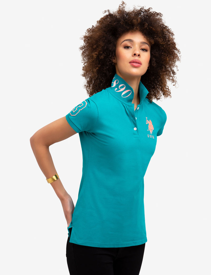 USPA PRINTED POLO SHIRT