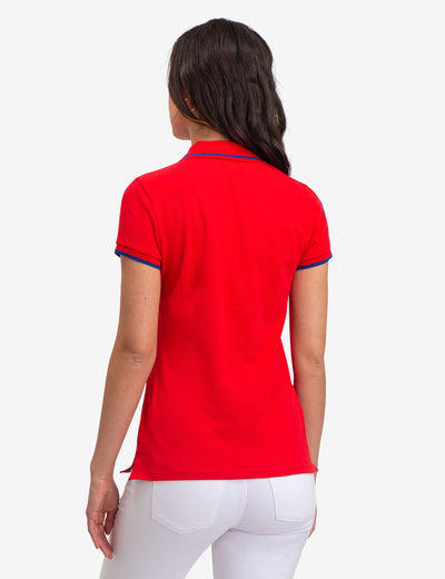 MULTI TONAL BIG PONY POLO SHIRT - U.S. Polo Assn.