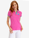 MULTI TONAL BIG LOGO POLO SHIRT - U.S. Polo Assn.