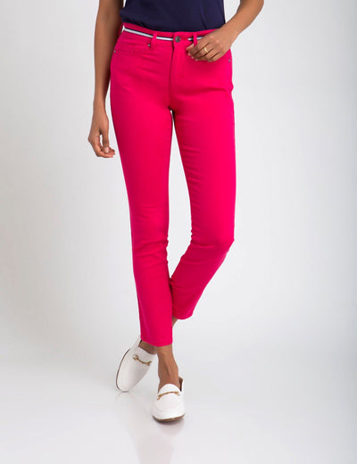 MID RISE SKINNY FIT PANT - U.S. Polo Assn.