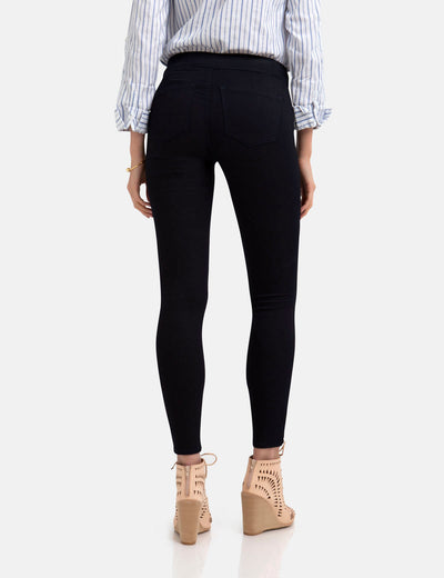 PULL ON STRETCH JEGGINGS