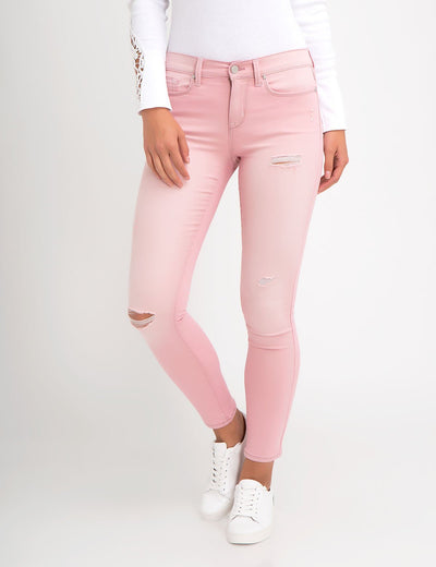 STRETCH COLORED DENIM SUPER SKINNY JEANS - U.S. Polo Assn.