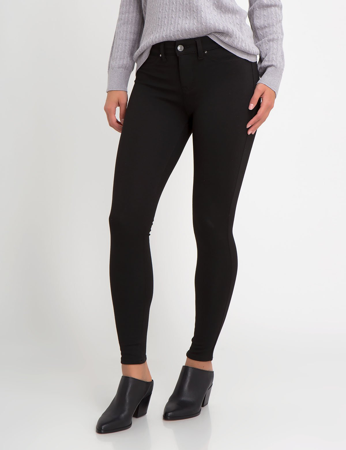 STRETCH PONTE LEGGING
