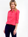 SOLID SIDE RIB TOP - U.S. Polo Assn.