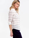 LACE-UP TOP - U.S. Polo Assn.