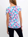 FLORAL PRINT TOP - U.S. Polo Assn.
