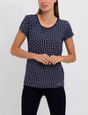 PRINTED TEE - U.S. Polo Assn.