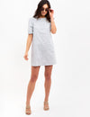 SHORT SLEEVE SHIFT DRESS - U.S. Polo Assn.