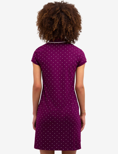 DOT POLO DRESS - U.S. Polo Assn.