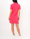 POLO DRESS WITH ZIPPER - U.S. Polo Assn.