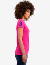 Dot V-neck Tee Shirt - U.S. Polo Assn.