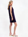 SLEEVELESS DOT DRESS - U.S. Polo Assn.