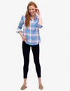 WOVEN PLAID SHIRT - U.S. Polo Assn.