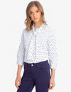 TIE FRONT COLLAR SHIRT - U.S. Polo Assn.