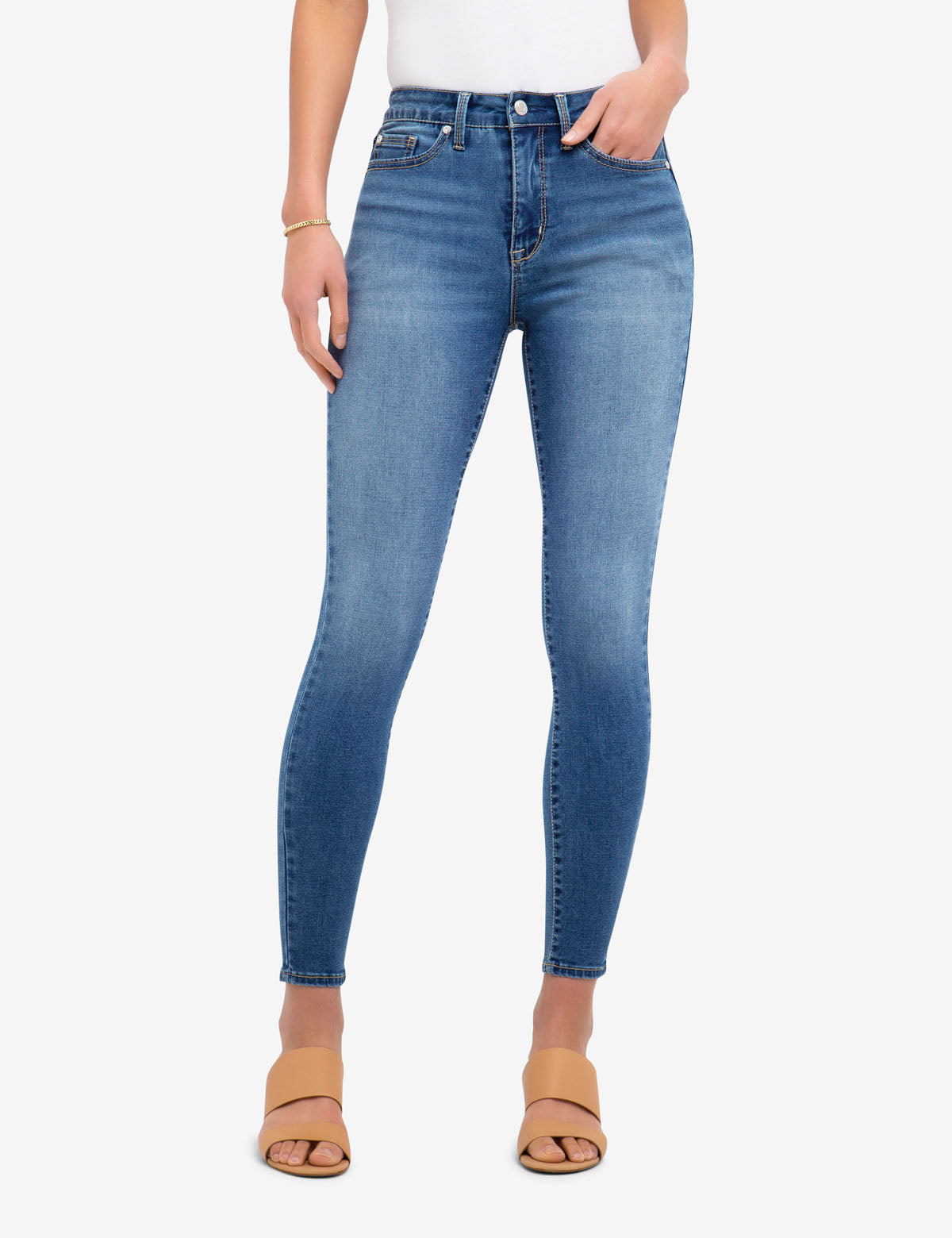 REPREVE® HIGH RISE JEGGING