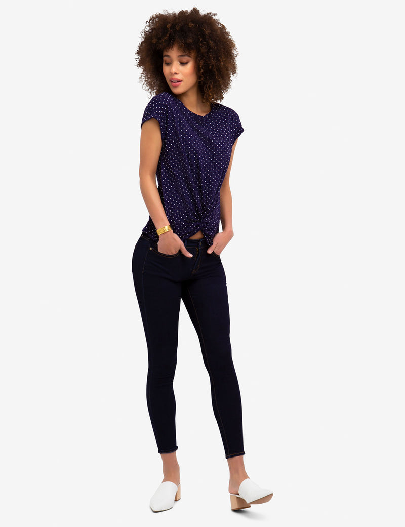 REPREVE® MID RISE JEGGING