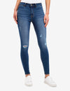 REPREVE® HIGH RISE DESTRUCTED JEGGING - U.S. Polo Assn.