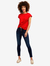 REPREVE® HIGH RISE STRETCH SUPER SKINNY JEANS - U.S. Polo Assn.