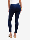 MID RISE SUPER SKINNY DOT JEANS - U.S. Polo Assn.