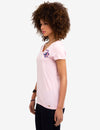 FLORAL & FLAG HEARTS GRAPHIC T-SHIRT - U.S. Polo Assn.