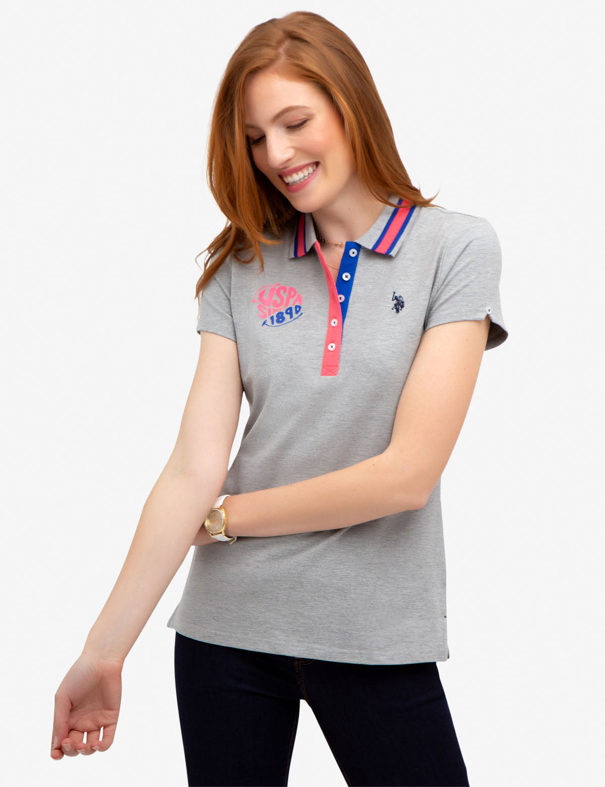 USPA POLO SHIRT