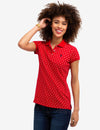 PRINTED POLO SHIRT - U.S. Polo Assn.