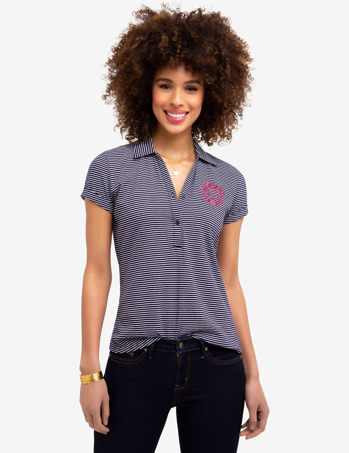 STRIPED POLO SHIRT - U.S. Polo Assn.