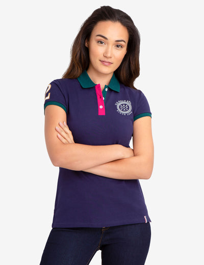 PATCHED POLO SHIRT - U.S. Polo Assn.